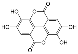 خواص انار Ellagic Acid